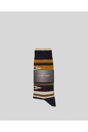 Zara SOKKEN MET IKATPRINT - In meer kleuren beschikbaar