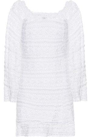 ANNA KOSTUROVA Dames Korte jurken - Bella cotton dress