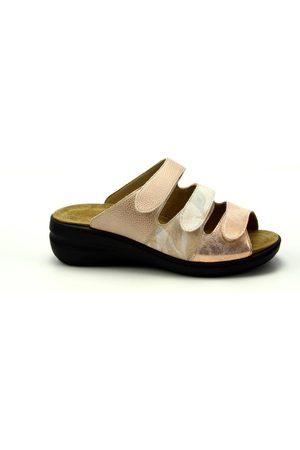 Solidus Dames Slippers - 21154 wijdte H