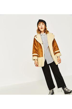Zara VELOURS CULOTTE-BROEK - In meer kleuren beschikbaar