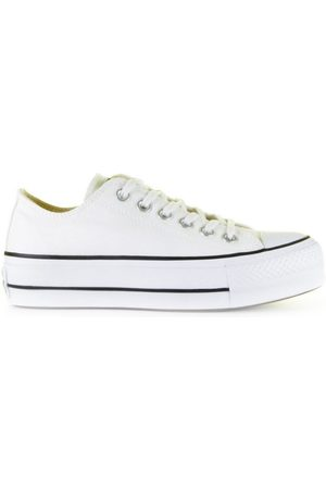 converse witte dames sneakers