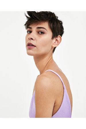 Zara BODY MET BANDJES - In meer kleuren beschikbaar