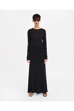 Zara MINIMAL COLLECTION LANGE ROK