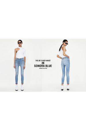 5a280342 Zara dames High Waisted Jeans   KLEDING.nl   Vergelijk & Koop!