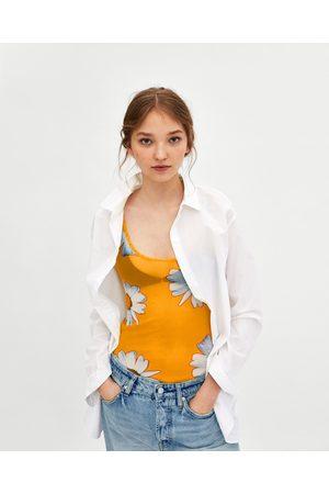 Zara SEMITRANSPARANTE BODY - In meer kleuren beschikbaar