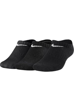 Nike Performance Cushioned No-Show Trainingssokken voor kids (3 paar)