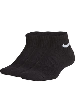 Nike Performance Cushioned Quarter Trainingssokken voor kids (3 paar)