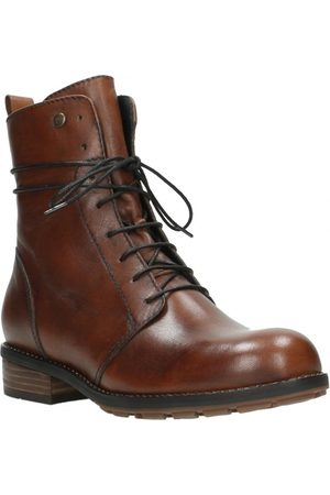 Wolky Dames Veterschoenen - 04444