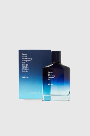 Zara SEOUL 532-8 SINSA DONG GANGNAM-GU EDT WINTER 100 ML