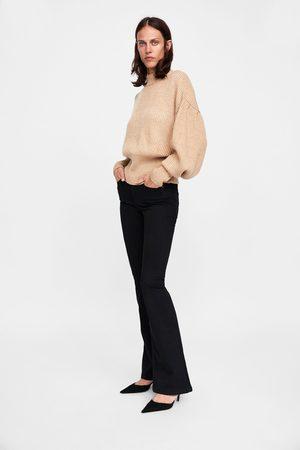 Zara JEANS THE SKINNY FLARE REVOLVE