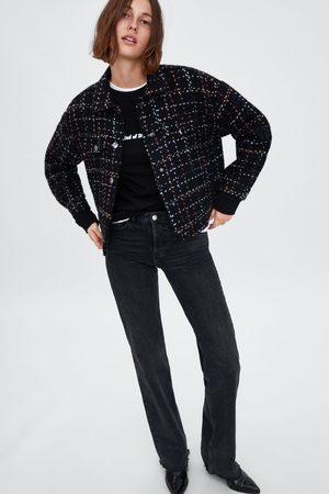 Zara Dames Tweed jasjes - TWEED JACK