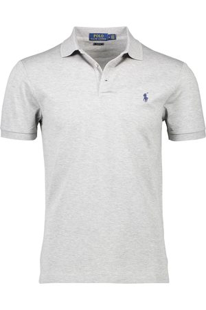 Ralph Lauren Grijze stretch Polo Ralp Lauren