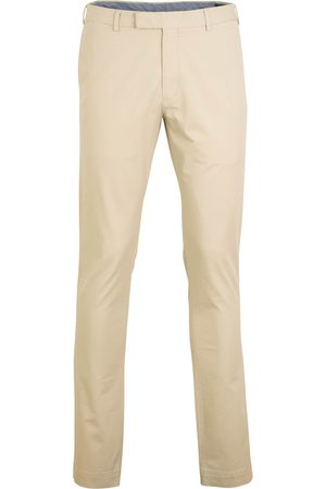Ralph Lauren Broek zand stretch slim fit