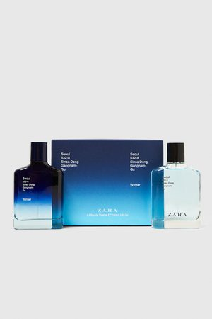 Zara Seoul 100 ml + seoul winter 100 ml