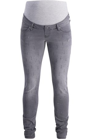 Queen mum Dames Straight - Straight jeans