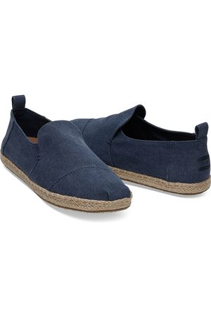 TOMS Schoenen-Washed Canvas Espadrilles