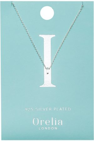 Orelia Kettingen-Necklace Initial I