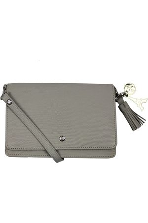 LOULOU Clutches Bag Lovely Lizard