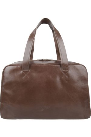 Myomy Handtassen-My Gym Bag Club-Taupe