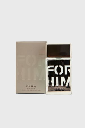 Zara Heren Parfum - For him silver 100 ml