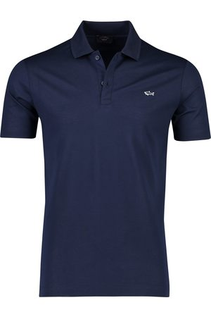 Paul & Shark Polo katoen navy