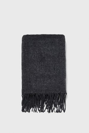 Zara Heren Sjaals - Sjaal met franjes