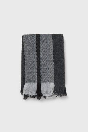 Zara Heren Sjaals - Geruite sjaal
