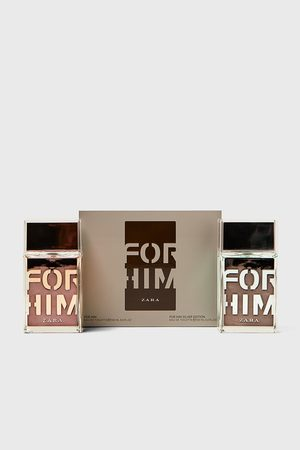 Zara For him + for him silver edition 100 ml