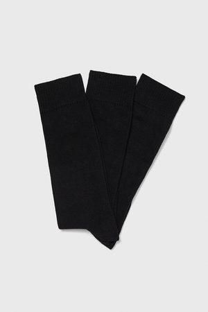 Zara Set effen sokken