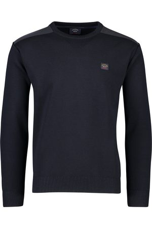 Paul & Shark Pullover wol crew neck navy