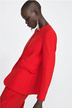 0d03b602c6f993 Goedkope Zara dames Blazers   Colberts in de Uitverkoop   Sale ...