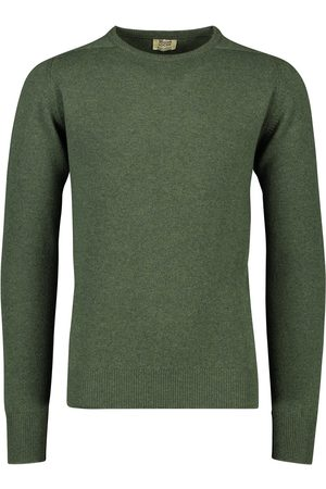 William Lockie Lamswol pullover ronde hals