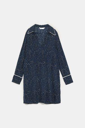 Zara Geprinte jurken - JURK MET DIERENPRINT