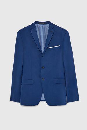 Zara Comfortabel cinzato kostuumblazer