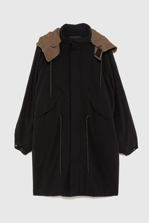 Zara Oversized parka