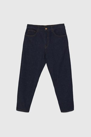 Zara Heren Pantalons - Denim loose