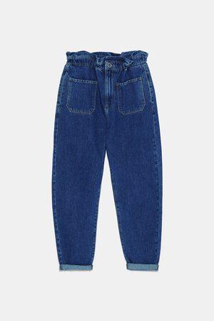 Zara Baggy jeans z1975 met zakken