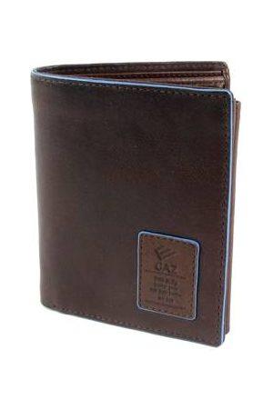 GAZ Heren Portemonnees - Heren portemonnee RFID blocking Bilfold hoog zwart - Copy