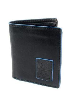 GAZ Heren Portemonnees - Kleine Heren portemonnee RFID blocking lhoog