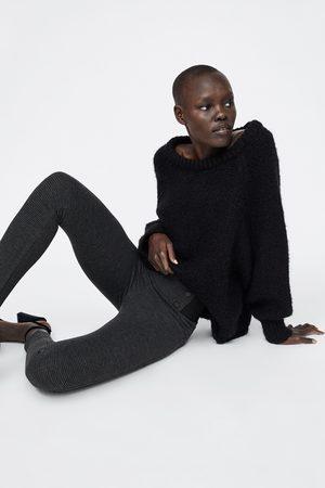 Zara PIED-DE-POULE LEGGING