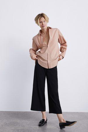 Zara Dames Culottes - Culotte-broek