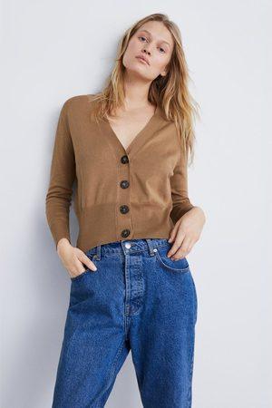 Zara Vest met knopen