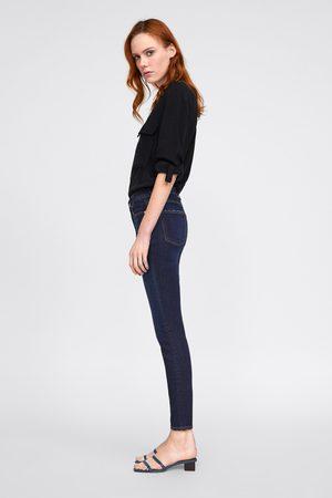 Zara Jeans zw premium skinny true blue
