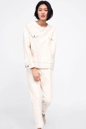 Zara Combi-broek met zakken