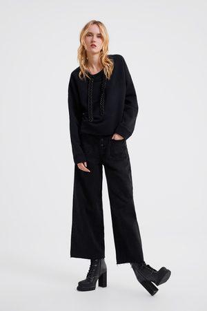 Zara Jeans z1975 wide leg