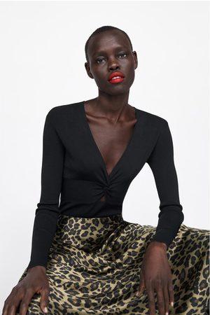 Zara Body met knoop