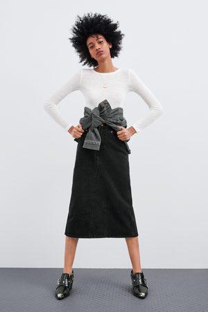 Zara T-shirt met lange mouwen