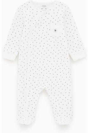 Zara Pyjama met sterretjes