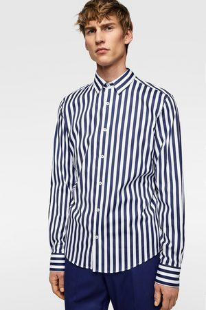Zara Gestreept overhemd