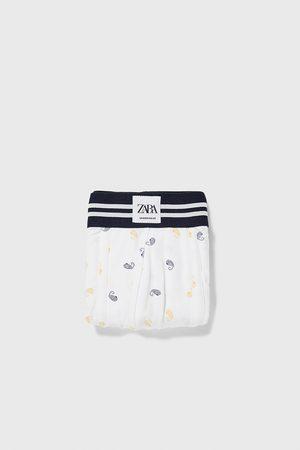 Zara Boxershort met paisleyprint